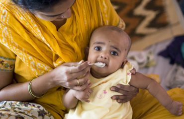 Annaprashan: A Baby's First Rice Feeding Ceremony
