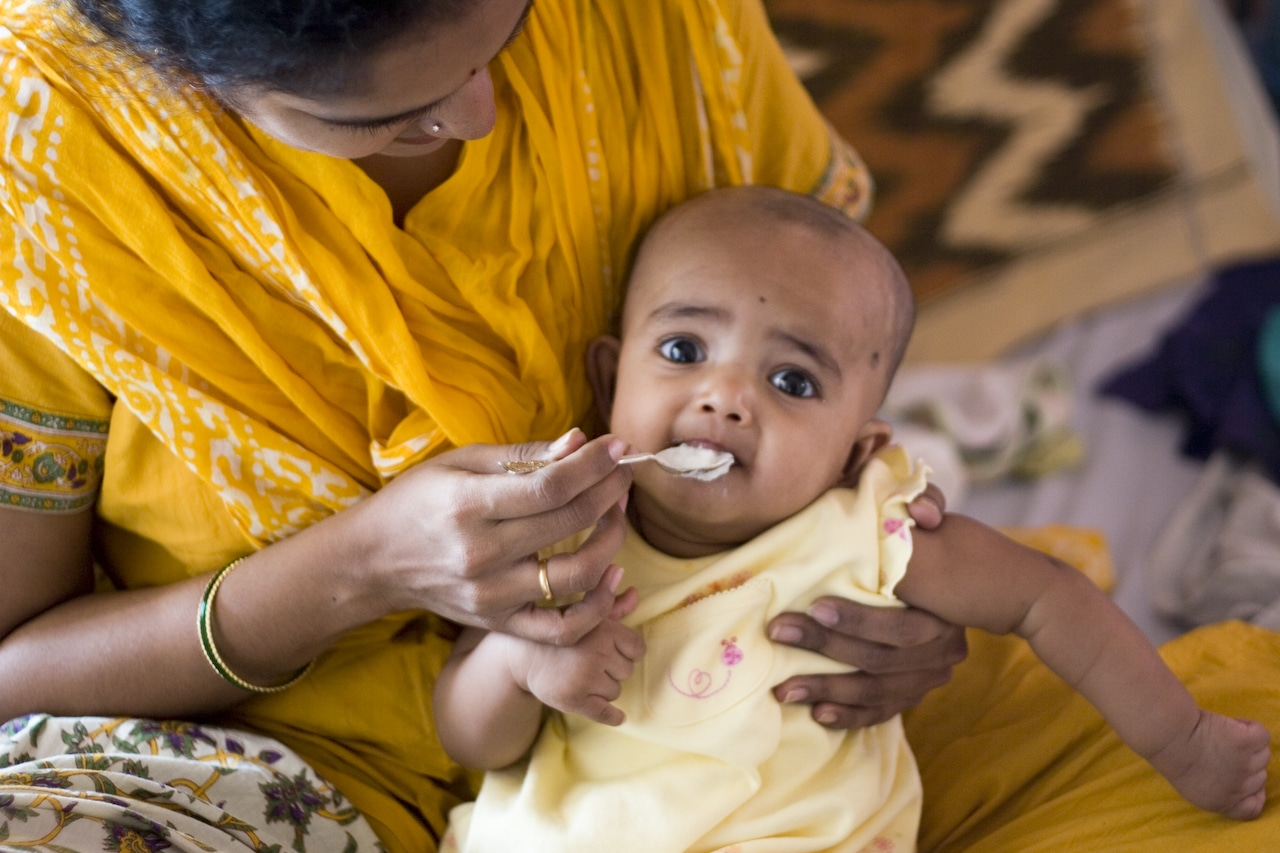 Annaprashan: A Baby's First Rice Feeding Ceremony in Hindu religion