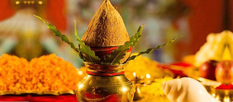 Griha Pravesh Puja in Hindu